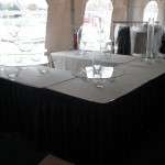 Table Skirts 1